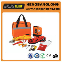 Emergency car kit survival tools list