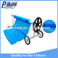 China Automatic hard plastic polycarbonate Swimming Pool Covers