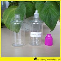 3ml 5ml 10ml 15ml 20ml 30ml 50ml plastic empty PET bottles manufactures/PET dropper bottle with childproof cap