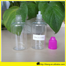 3ml 5ml 10ml 15ml 20ml 30ml 50ml plastic empty PET bottles manufactures/PET dropper bottle with childproof cap
