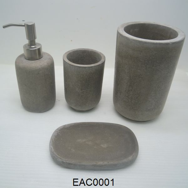 Fiber Cement Products : Eac home decor concrete accessories bathroom