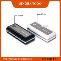 Li polymer 18650 power bank mobile 5200mah 6000mah mobile battery power in china