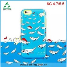 For iPhone 6 Sea Fishes Beautiful Case, Soft Thin Fish Case For iPhone 6
