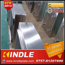 Kindle OEM Experienced CNC aluminum milling machine processing ISO9001:2008