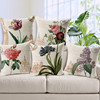 European Classical Style Different Pattern Noble Flowers for Home Decrotive Cushion Covers