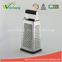 WCGT312 New products electrolytic corrosion vegetable kitchen graters stainless steel grater