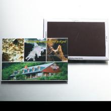 metal offset printing fridge magnet