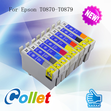 T0870 T0871 T0872 T0873 T0874 T0877 for epson compatible ink cartridge T0878 T0879 used in R1900