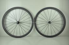 FLYTOP wheels carbon T700 UD/3K/12K tubular/clincher oem carbon wheel bicycle wheels