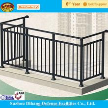 Main courante Balustrade en acier galvanisé / escalier garde - corps pour vente chaude / ISO 9001 Certification