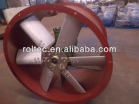 DK series electric motor air cooling fan of roltec brand in China