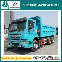 More than 15 years' service life-- howo trucks for sale in algeria