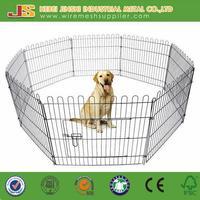 80x75cm 8 Panels Light Duty Dog Puppy Cat Rabbit Exercise Fence Pen Exercise Pet Playpen