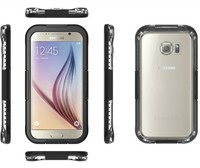 Newest TPU+PC waterproof case for samsung galaxy mega 6.3