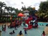Alibaba popular children water park pool park play kids water play equipment QX-S015
