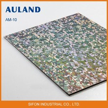 China Supplier High Quality Building Finishing Materials ACP Plastic Composite Panel