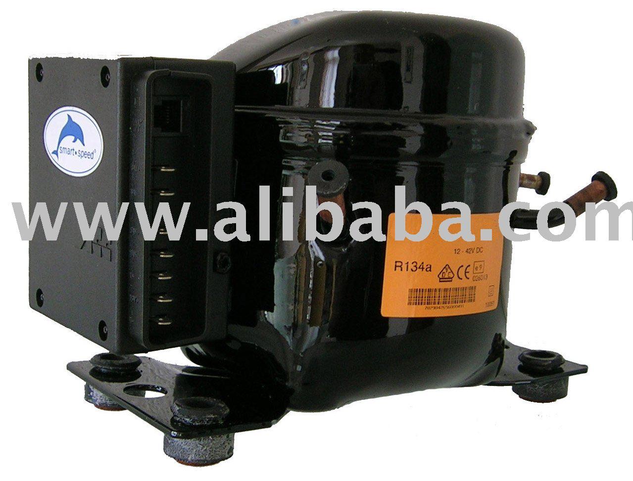 Compresor 12 Volt 24 Volt 42 Volt DC de corriente
