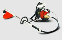 Equipada 41.5cc gasolina mochila BC260 / agricultor herramientas