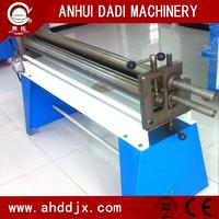 Electric 3 Rolls Small Sheet Roller Bending Machine