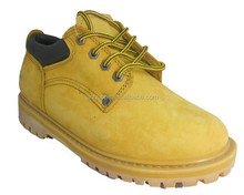 chemical resistant steel toe or composite toe industrial safety rubber shoes