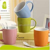 2015 Hot new colorful coffee mug wholesale in Liling, hunan