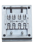 Company That Manufacture PVC Plastic Injection Mould/8 Cavities/Collapsible Core
