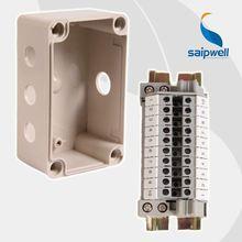 SAIP Customize abs control terminal block box terminal block enclosure
