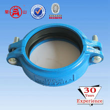 UL6 LISTED Electrical Galvanized Steel Rigid Conduit Coupling