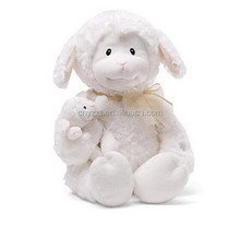 Hot sale toys good quality stuffed baby lambs wholesale/ Stuffed baby lamb toys/ Plush baby lamb toys