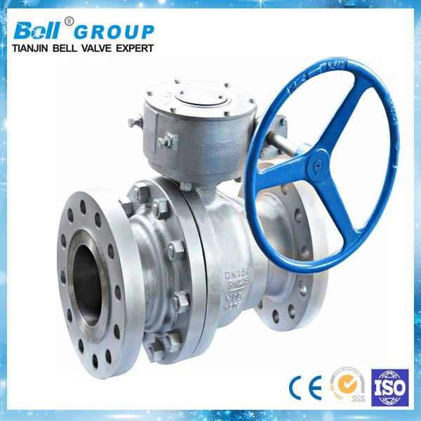 Motorized 4 Inch Stainless Steel 3 Way Ball Valve Price