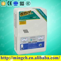 CE ROHS single phase 220VAC 3000VA automatic wall mounting caterpillar avr voltage regulator