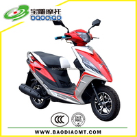 Popular Gas Scooters 80cc EEC EPA China Moped New Cheap Scooters China Manufacture Motorcycle Wholesale