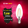 best sales products in alibaba c35 e14/e27 2w led corn lamps smart lighting