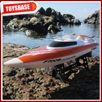 Huanqi NQD Double Horse Feilun 2.4G 4CH Brushless High speed Electric Remote Control Boat FT009 model ship parts