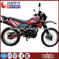 Super wholesale new design 250cc used dirt bike ZF200GY-4