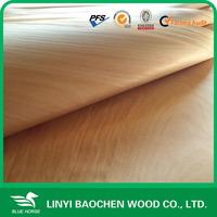 4x8 0.3mm Okoume veneer for plywood of furniture grade