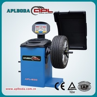Garage Balancing Weight Repair Equipment Computer Car Wheel Balancing Machine/Car Wheel Balancer with Protecting