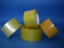 OPP PACKAGING TAPE-CLEAR/BROWN/YELLOWISH/TAN/GOLDEN