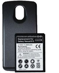 New 3800mAh Extended Battery + Door for SamSung Galaxy Nexus SCH-i515 Verizon
