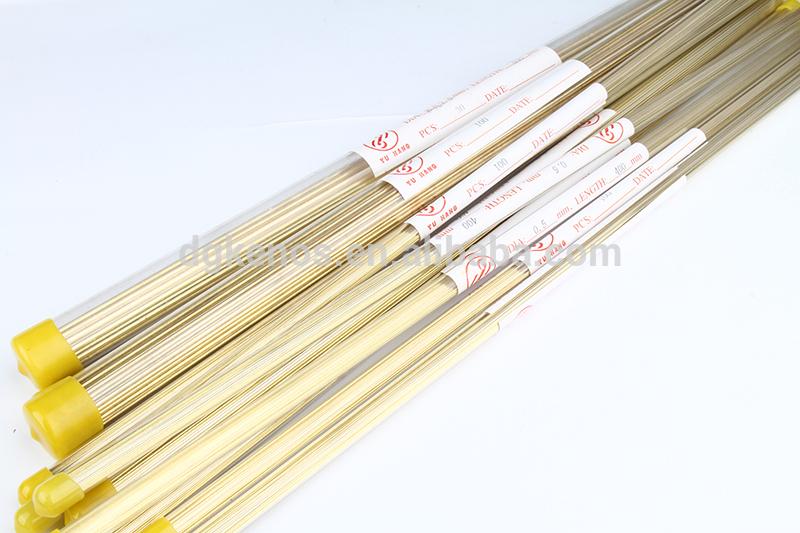 Edm electrode brass tube pipe