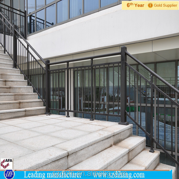 Wholesale Outdoor Stair Railing Banister Handrails For Outdoor Steps Exterior