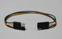 american 12v 3 pole power plug, 3 way pole connector