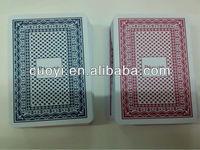 31mm thickness 100% poker club Plastic Poker Cards