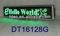 free shipping Desktop green LED Display