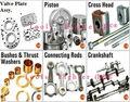 Aire, gas y repuestos de compresores de refrigeración