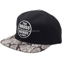 High Quality Custom Snapback Cap Producer