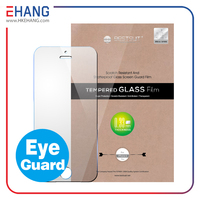 Phone accessories anti blue light tempered glass screen protector for iPhone 6s