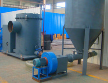 4MW high efficiency good quality Biomass Sawdust burner for oil or steam boilers with CE certificate