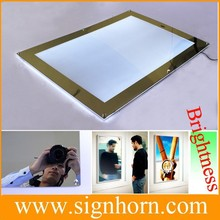 factory compact mirror with led light