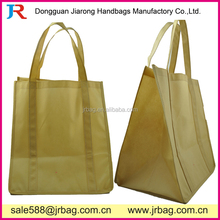 Yellow Strong Super Market Non-woven bags Tote bags